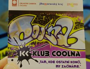 Stáž v NZDM Klub Coolna Znojmo, Oblastní charita Znojmo