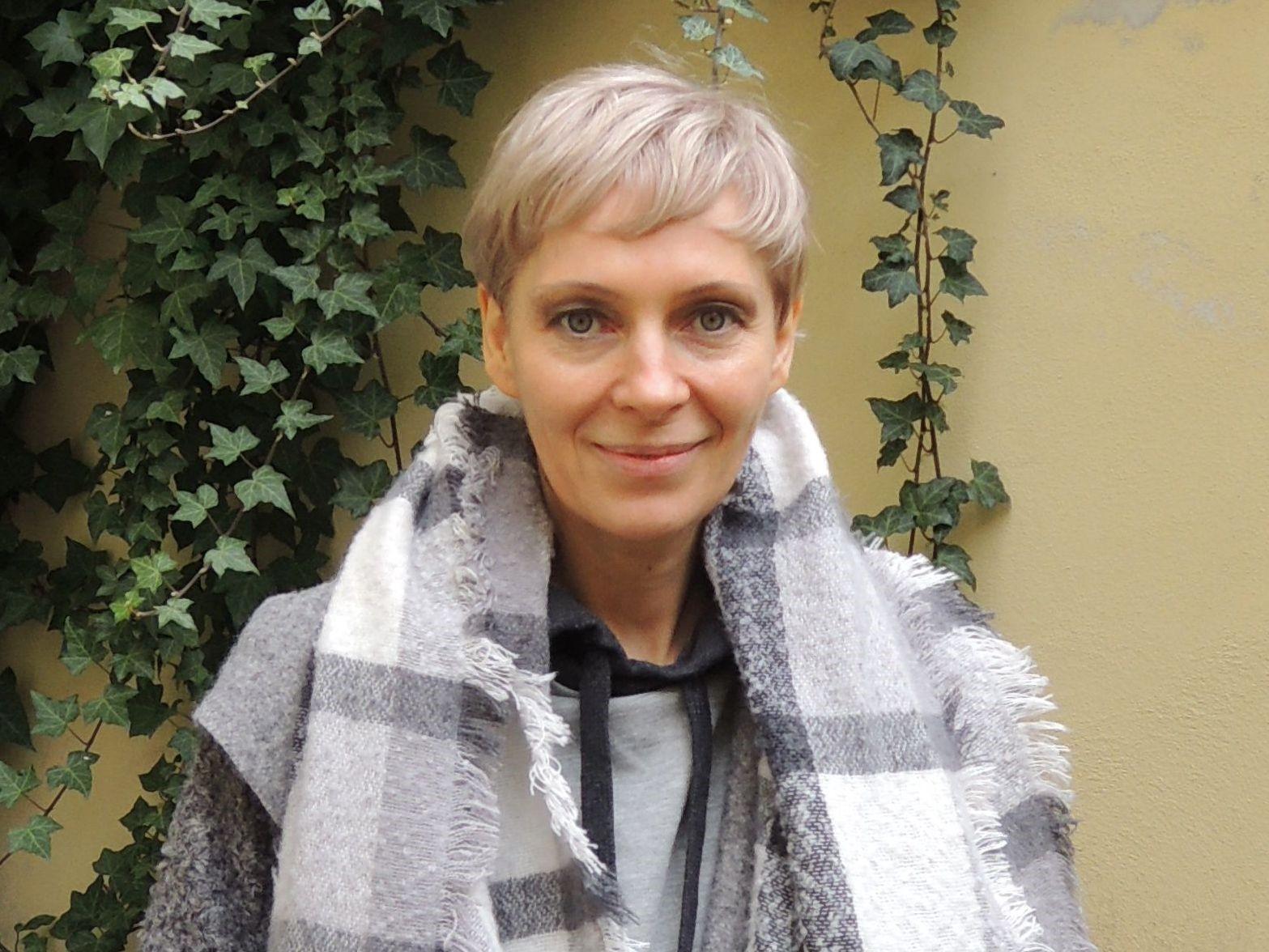 Svitlana Golubyeva – Psychoterapeutka, terénní pracovnice, SANANIM z. ú.